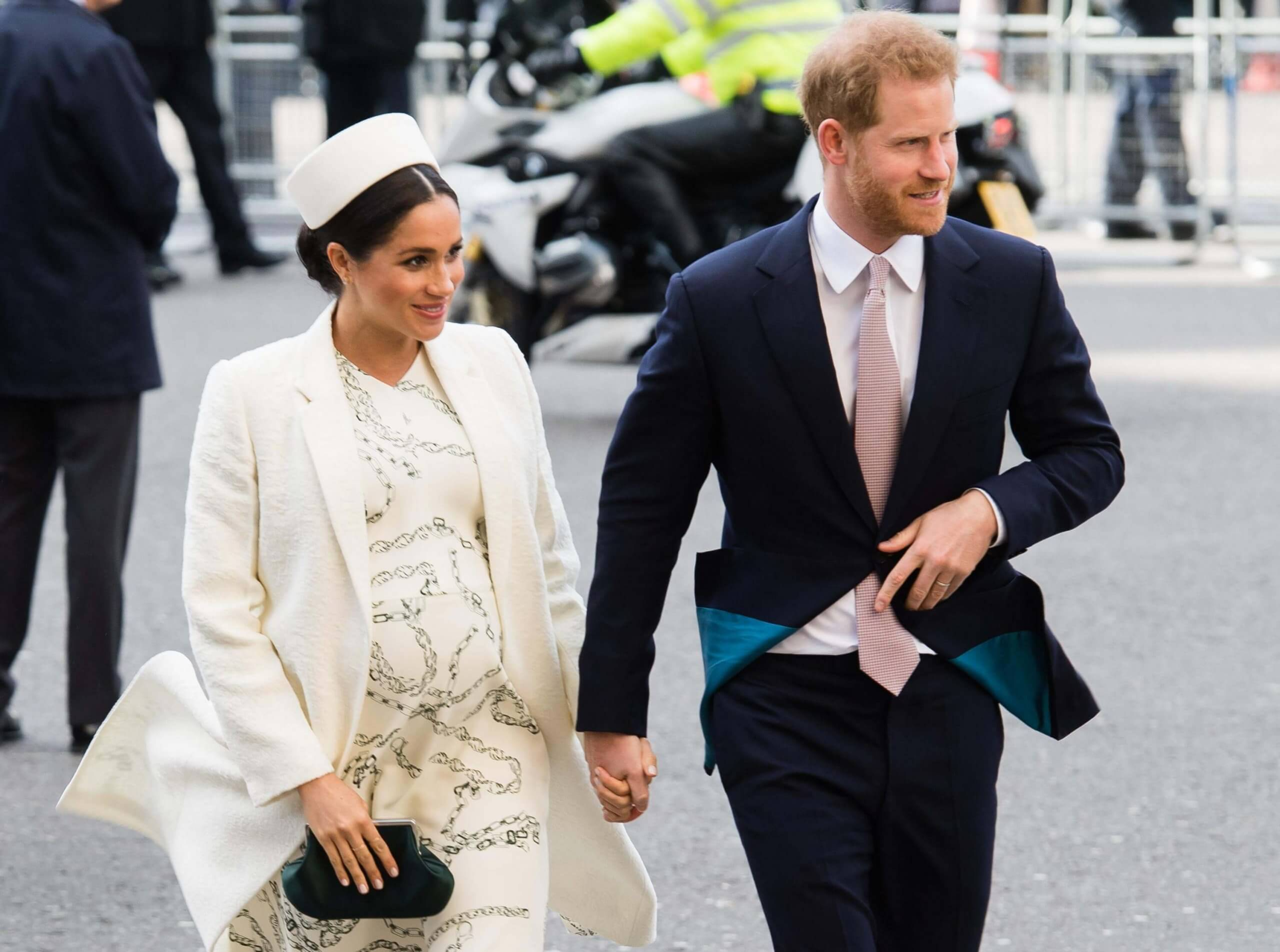 Surprise!? Duke And Duchess Of Sussex, Harry And Meghan, Welcome Baby Boy